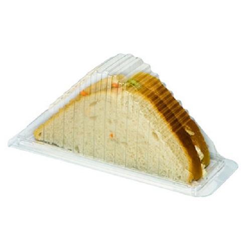 Envases plasticos para sandwich de miga